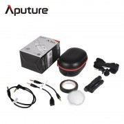 Aputure A.lav professional omnidirectional lavalier microphone used with mobile, recorder other equipment for recording