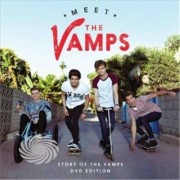 Video Delta Vamps - Meet The Vamps - CD