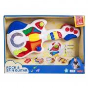 Jucarie muzicala Prima mea chitara Little learner, 12 luni+
