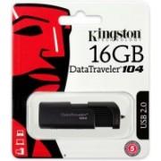 Kingston DT104/16GB 16 GB Pen Drive(Black)