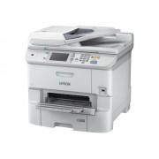 Epson WorkForce Pro WF-6590DWF - Multifunctionele printer - kleur - inktjet - A4 (210 x 297 mm) (origineel) - A4/Legal (doorsnede) - maximaal 22 ppm LED
