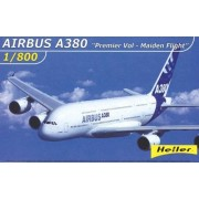 Heller Airbus A380 Premier flight makett 79845