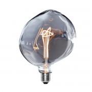 NUD Collection - LED-Rock Leuchtmittel Ø 160 mm, E27 / 3 W, dunkelgrau