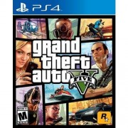 Sony Grand Theft Auto 5 PS4 PlayStation 4