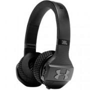 JBL Bluetooth® sportovní sluchátka On Ear JBL Under Armour® Sport Wireless Train UAONEARBTBLK, černá