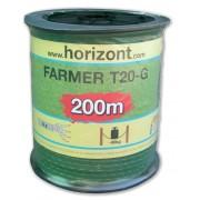 FARMER T20-GR, 20mm, zielona 200m