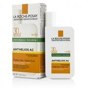 Anthelios AC 30 Anti-Shine Matte Fluid SPF 30 - For Oily To Acne-Prone Skin 50ml/1.69oz Anthelios AC 30 Матиращ Флуид против Лъщене със SPF 30 - За Мазна към Проблемна Кожа