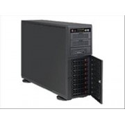 Supermicro SuperChassis 743TQ-865B-SQ Armadio (4U) server