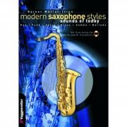 Voggenreiter Modern Saxophone Styles Rainer Müller-Irion, Eb/BB-Sax