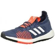 Adidas ORIGINALS Men's PulseBOOST HD Running Shoe, Tech Ink/Grey/Collegiate Navy, 12 M US
