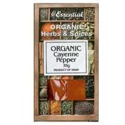 Piper cayenne bio (35g), Essential