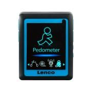 LENCO MP3-speler 4 GB Blauw (XEMIO PODO-152)