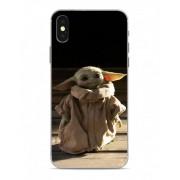 ERT Group Star Wars - Baby Yoda Black Phone Case