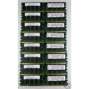 Lenovo 30R5147 8 GB (2x 4 GB kit) PC2-3200 CL3 ECC DDR2 SDRAM RDIMM/ 32GB-8X-4GB-DDR2-PC2-3200R--41Y2857-HYMP151R72CP4-E3-30R5147