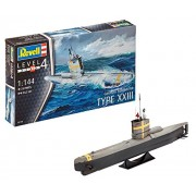 German Submarine Type Xxiii by Revell of Germany