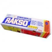 Rakso Stahlwolle, 200 g - Packung, Sorte: 3-grob