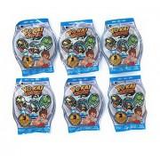 6 Blind Bags: Yo-Kai Watch Series 1 Medals - 18 Random Medals