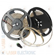 Striscia Bianco Naturale 4500K LED SMD5630 Stagna IP65 10MT Metri Altissima Luminosità 100W
