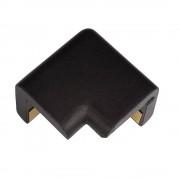 SHG Knuffi® Schutzecke Typ H, 2D, VE 4 Stk schwarz