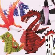 Dragoni din hartie