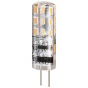 G4 1,5W VarmVit LED-lampa 75lm (3150K) Rund insats