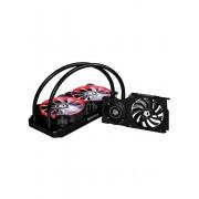Cooler placa video cu lichid ID-Cooling Frostflow 240VGA iluminare rosie