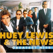 Video Delta Lewis,Huey & The News - Greatest Hits - CD