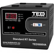 Stabilizator de retea maxim 5000VA / 3000W Ted 5000 (TED ELECTRIC)