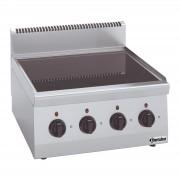 Bartscher Keramisch kooktoestel 600, 4 ZO, TA