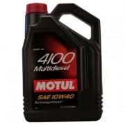 Motul 4100 Multidiesel 10W-40 5 Litre Can