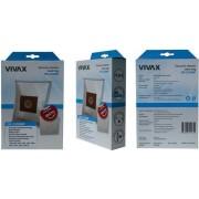Vrećice za usisavač sint. Vivax Home (4kom/pak) + filter