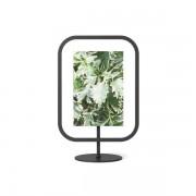 Рамка за снимки UMBRA INFINITY SQROUND - цвят черен - 10 х 15 см