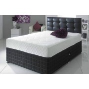 The Sleep People Ltd - Midnight Dreams From £49 instead of £119.99 for a Hybrid memory sprung mattress in small single to king sizes from Desire Beds – save up to 59%