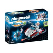 Playmobil ® Super 4 Skyjet con Dr X & Robot 9003
