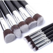 5 PCS BigThick Professional Makeup Brush Set Cosmetic Kit Blush Eyebrow Foundation Face