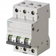 Instalacijski prekidač 3-polni 1 A 400 V Siemens 5SL4301-8