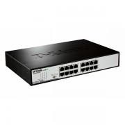 D-Link 16 1000BaseT Gigabit Desktop Switch DGS-1016D/E