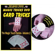 MAGIC CARD TRICKS - Amazing Card Tricks DVD Volume 2 - With Full Demonstration and Explanation of Ba