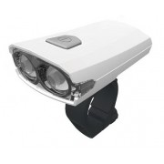 KRYPTON - prednja lampa XC 122 bela sa USB punjačem