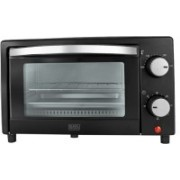 Black & Decker 9-Litre BXTO0901IN Oven Toaster Grill (OTG)(Grey)