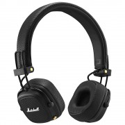 Casti Wireless Bluetooth Major III Over Ear, Microfon, Buton Control, Negru MARSHALL