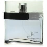 Salvatore Ferragamo F by Ferragamo Black eau de toilette para hombre 100 ml