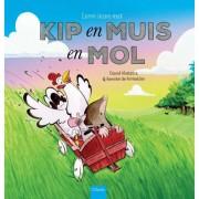 Leren lezen met Kip en Muis en Mol - David Vlietstra