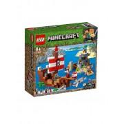 Lego Minecraft - Das Piratenschiff Abenteuer 21152