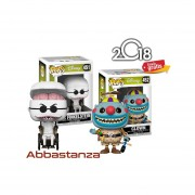 Set Dr Finkelstein Y Clown Funko Pop Nightmare Before Christmas