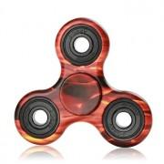 Fidget Spinner camuflaj, portocaliu