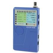 CMP-RCT21 - Kabeltester für RJ45, RJ11, USB - Kabel