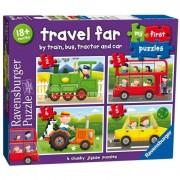 Ravensburger my first puzzle i mezzi di trasporto 07303