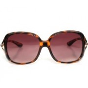 Mayhem Retro Square Sunglasses(Pink)