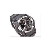 Relógio Casio G-Shock Anadigi Ga-200-1adr